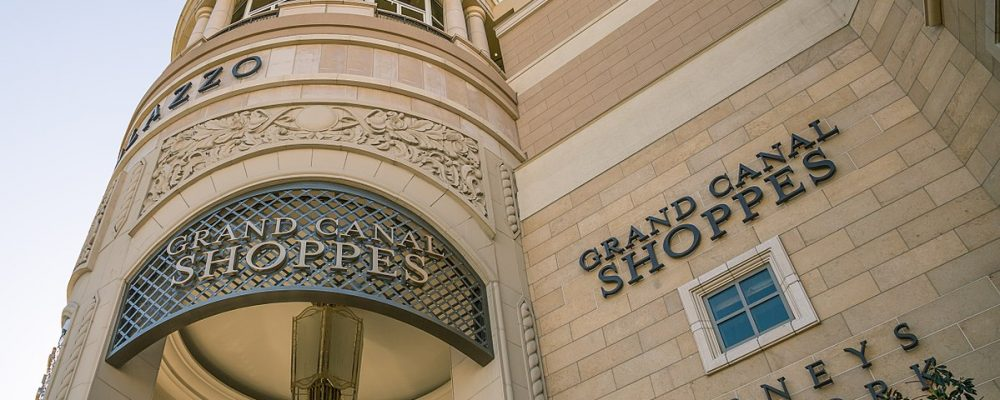 Shopping Mall Review: Grand Canal Shoppes, Las Vegas