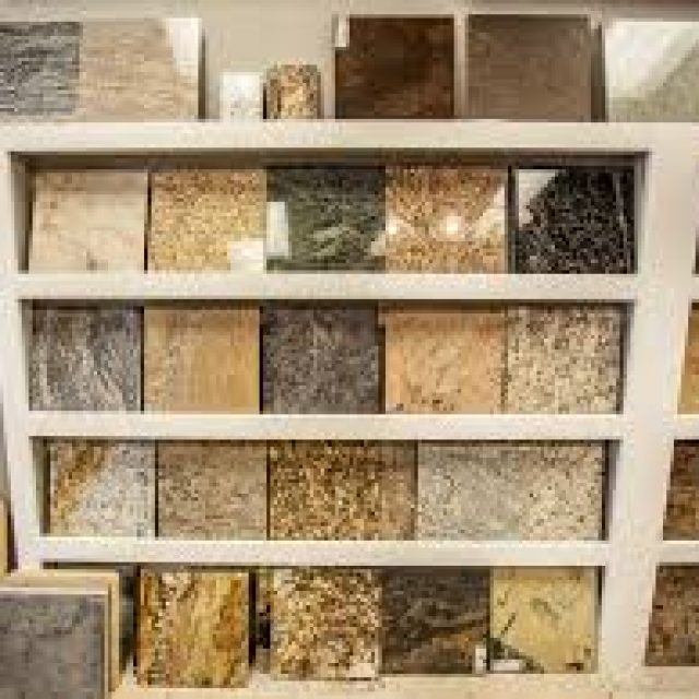 The Various Material Options For The Worktops